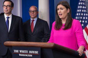 Трамп намерен подписать закон о санкциях против РФ - Белый дом