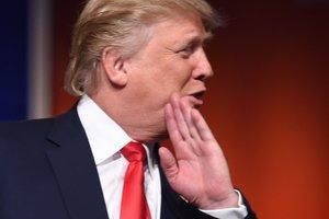 Трамп еще не обсуждал с Германией санкции против России