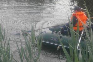 В Киеве за день из воды достали двух мертвых мужчин