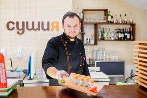 Как работает суши-бар: все, что нужно знать украинцам