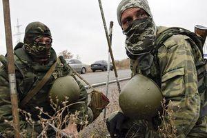 Боевики применили в окрестностях Водяного четырехствольные РСЗО