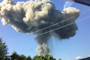 Взрыв в Абхазии: число пострадавших возросло до 60 человек