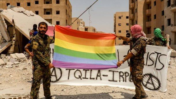 Гомосексуализм сегодня в исламском мире