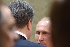 Представитель Порошенко может встретиться с советником Путина