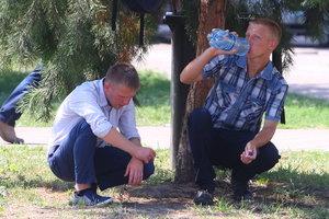 Жара в Киеве: что запретили делать в городе