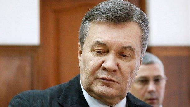Янукович попросил привлечь судей вКиеве куголовной ответственности за нелегальные решения