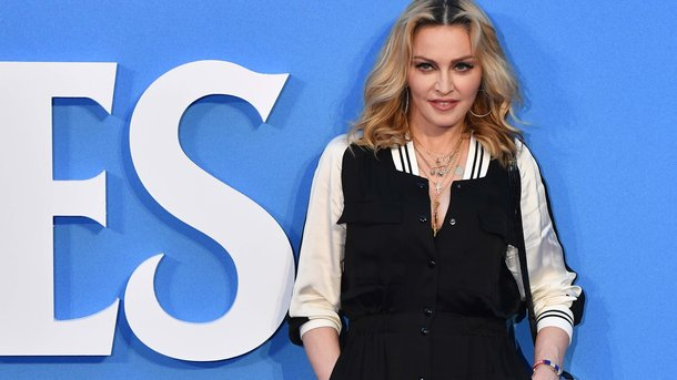 Мадонна. Фото: AFP