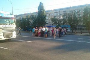Киевские власти делают вид, что десятков домов и тысяч жильцов не существует
