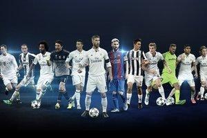Стали известны претенденты на звание лучших футболистов Лиги чемпионов