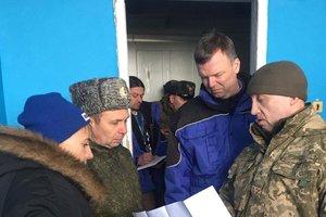 Патруль миссии ОБСЕ на Донбассе попал под обстрел