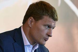 Российский боксер Поветкин не расстроен из-за несостоявшегося реванша с Кличко