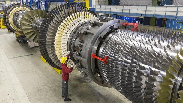 Siemens некомментирует данные о вероятных ограничениях на русском рынке
