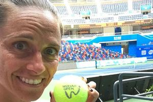 Грабители унесли из дома теннисистки Винчи все трофеи