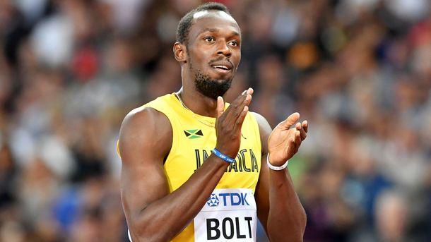 Усэйн Болт проиграл последнюю вкарьере 100-метровку жителю америки Гэтлину