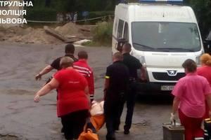 Резня в психбольнице Львова: больной порезал 10 пациентов и 5 копов