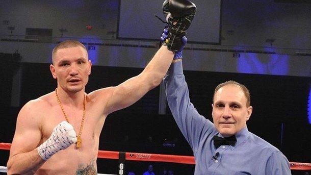 Шабранский одержал досрочную победу над Мэем