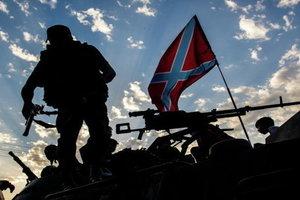 Боевики открыли минометный огонь по украинским позициям в районе Крымского
