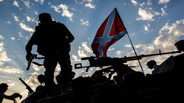 Боевики открыли минометный огонь по украинским позициям