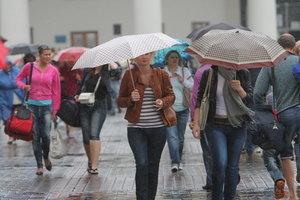 Киевлян предупредили о резком ухудшении погоды до конца дня