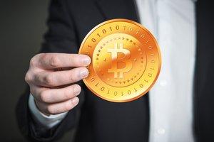 Курс Bitcoin побил исторический рекорд