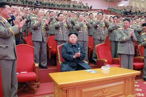 """КНДР отреагировала на новые санкции и пригрозила """"справедливыми действиями"""""""