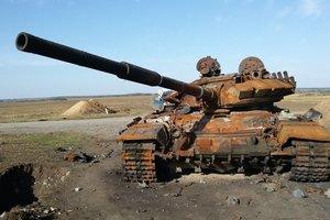 Боевики на Донбассе понесли большие потери