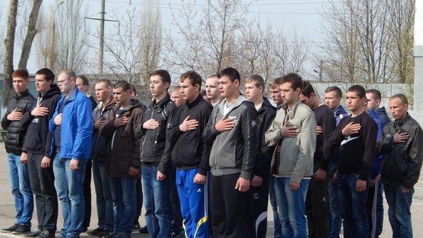 Вгосударстве Украина стартовал внеочередной призыв вармию