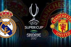 """""""Реал"""" или """"Манчестер Юнайтед"""": за кого вы будете болеть матче за Суперкубок УЕФА?"""
