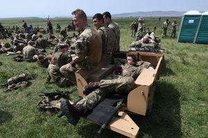 """Латвия готова к российским провокациям во время учений """"Запад"""""""