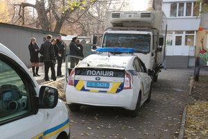 В центре Киева нашли труп