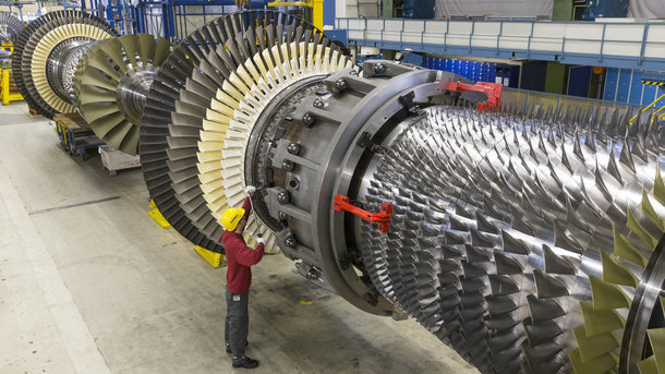 ВSiemens посоветовали купить поставленные вКрым турбины