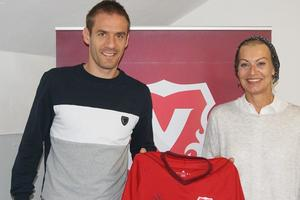 Экс-игрок сборной Украины Марко Девич перешел в клуб из Лихтенштейна