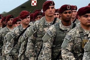 Пентагон направит в Эстонию 150 десантников на время российско-белорусских учений