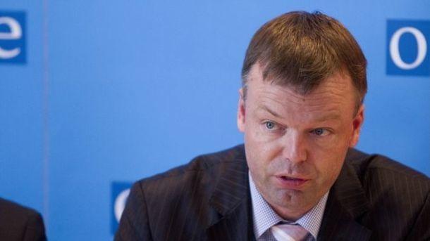 ОБСЕ: Сепаратисты блокируют открытие КПВВ «Золотое» наДонбассе