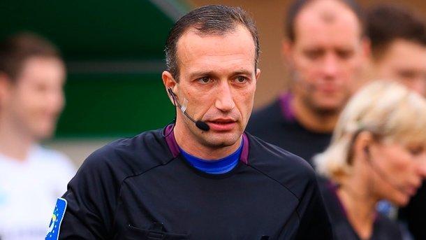 Футбольный судья-предатель изКрыма отыскал работку уоккупантов