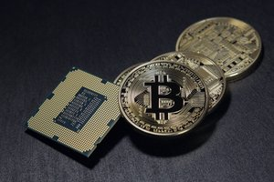 Курс Bitcoin побил второй рекорд за сутки