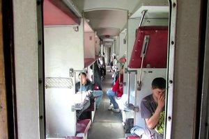 Адская жара в поезде Херсон - Киев: в