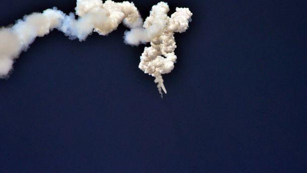 Запуск ракеты в КНДР. Фото: AFP