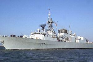 Канада отправила боевой корабль в Балтийское море для участия в операции НАТО по сдерживанию России