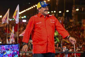 Диего Марадона готов воевать на стороне президента Венесуэлы