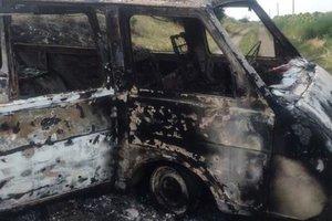 Убийство в Николаевской области: охранника сожгли вместе с авто