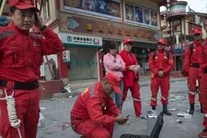 Землетрясение в Китае: количество погибших возросло