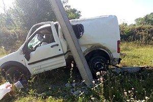 В Хмельницкой области разбилась на авто молодая пара