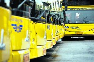 В Киеве сегодня массово изменятся маршруты наземного транспорта