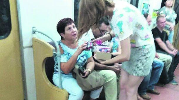 Как мы торговали в метро Харькова: эксперимент