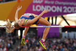 Юлия Левченко вышла в финал чемпионата мира по легкой атлетике