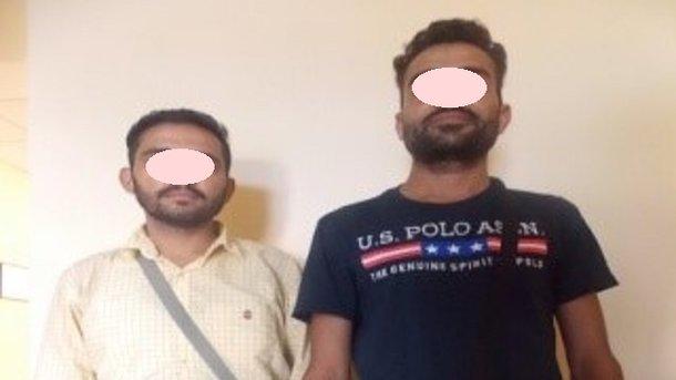 Украинские пограничники задержали 5 нелегалов из Индии и Молдовы