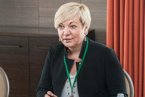 У Гонтаревой закончился один отпуск, но она ушла в другой