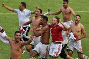 Королевство Марокко хочет провести чемпионат мира по футболу