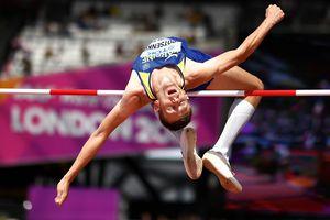 Богдан Бондаренко вышел в финал в прыжках в высоту на ЧМ в Лондоне